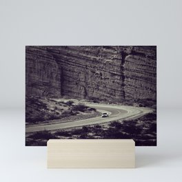 Road-trip in Argentina - Fine Arts Travel Photography Mini Art Print