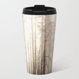 Misty Mountain Forest Travel Mug