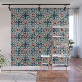 Floral Utopia Wall Mural