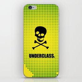 Underclass iPhone Skin