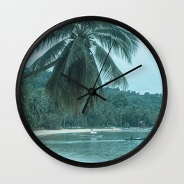 Port Barton Wall Clock