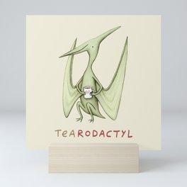 Tearodactyl Mini Art Print