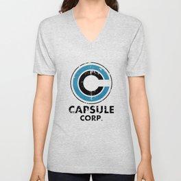 Capsule Corp Vintage bright Unisex V-Neck