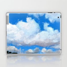 Cloudy Sky Laptop & iPad Skin