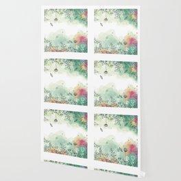 jardin doux Wallpaper