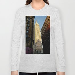Squeeze in There Long Sleeve T-shirt