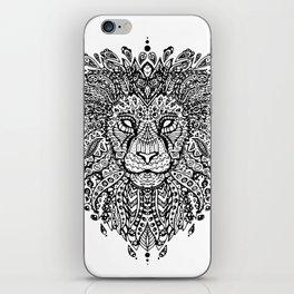 Lion Mandala iPhone Skin
