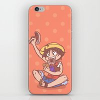 meat iPhone & iPod Skins featuring MEAT! by Kessi