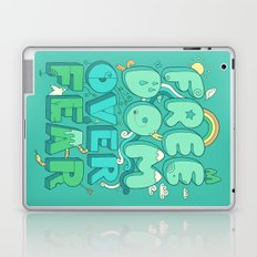 Freedom Over Fear Laptop & iPad Skin