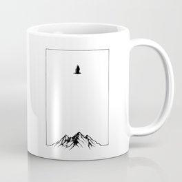 TOUCHING THE CLOUDS II Coffee Mug