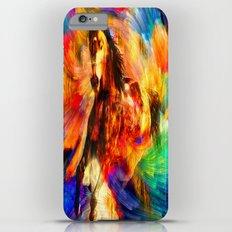 Gold Horse iPhone 6 Plus Slim Case