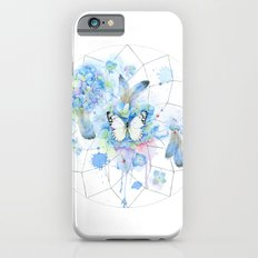 Dreamcatcher No. 1 - Butterfly Illustration iPhone 6s Slim Case