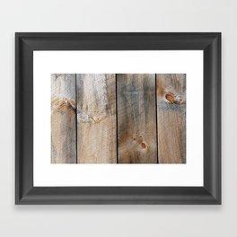Barn J Framed Art Print