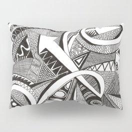 flechas Pillow Sham