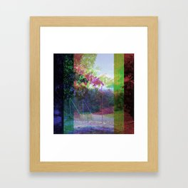 Mostly only not tangented jut use increment curve. Framed Art Print