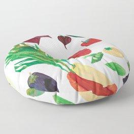 Love Your Veg Floor Pillow
