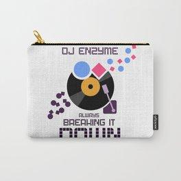 DJ Enzyme - Always Breaking It Down Carry-All Pouch