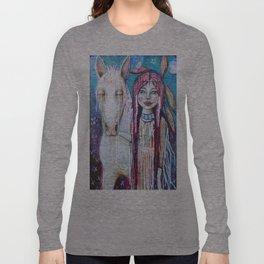 Veil Undone Long Sleeve T-shirt