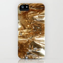 foil1 iPhone Case