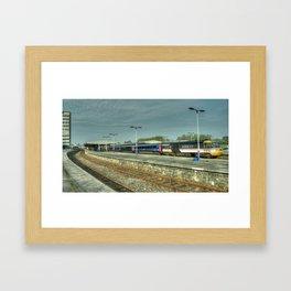 HST Plymouth Framed Art Print