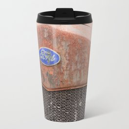 Rust Bucket Travel Mug