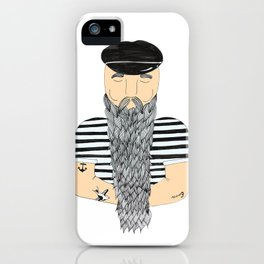 Sailor. iPhone Case