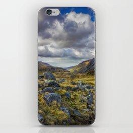Nant Ffrancon Valley iPhone Skin