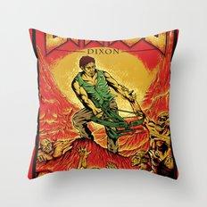 The Dixon Brother Throw Pillow