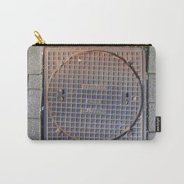 manhole Amsterdam Carry-All Pouch