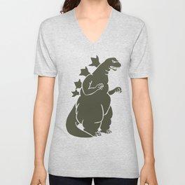 Godzilla - King of the Monsters Unisex V-Neck