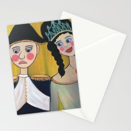 Not Tonight Napoleon! Stationery Cards