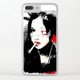 Shiina Ringo - Japanese singer Clear iPhone Case