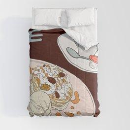 Pancake Treat Comforters