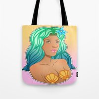 coco Tote Bags featuring Coco by adorkible
