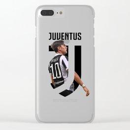 Paulo Dybala Clear iPhone Case