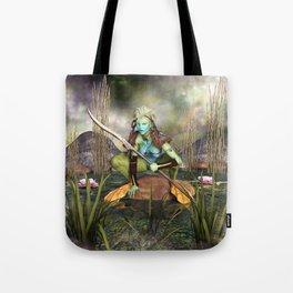 Bog Warden Tote Bag