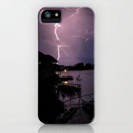 Mekong Dream iPhone Case