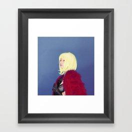 ARCHIVES Framed Art Print