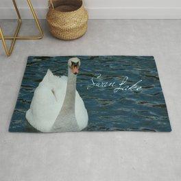 Mute Swan Rug