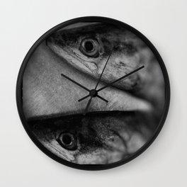 Spanish Mackerel Wall Clock