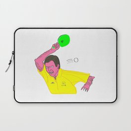 Table Tennis Mad Laptop Sleeve