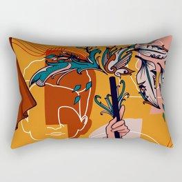 """Dreamers - """"Dream must go on"""" Rectangular Pillow"""