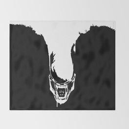 Exist Throw Blanket