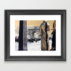 n1fx Framed Art Print