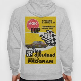 NGK German Race Poster Hoody
