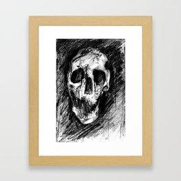 Raw End Framed Art Print