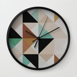 The Nordic Way XXI Wall Clock