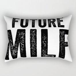 Future MILF Rectangular Pillow