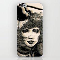I'm Running Away to the Circus iPhone & iPod Skin