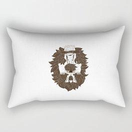 Coralaw - I Love You Rectangular Pillow